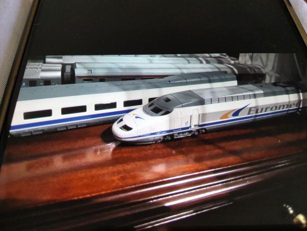 TGV novo potente ho