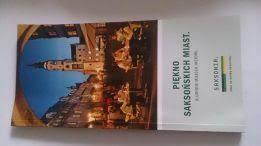 album ,,Piękno saksońskich miast''