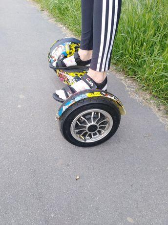 Гироборд на  10`колёса