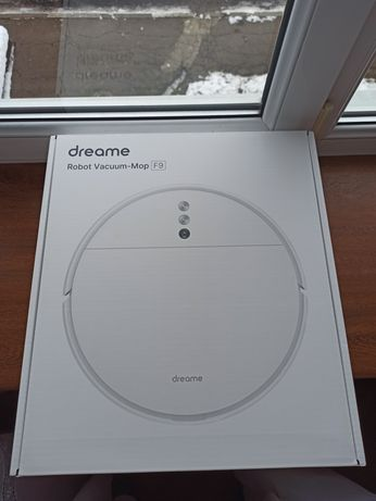 робот-пилосос Xiaomi Dreame F9.