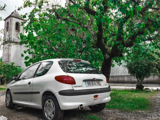 Peugeot 206 1.9D