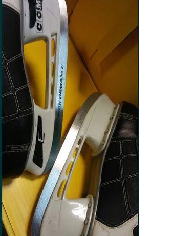 КОНЬКИ хоккейные ccm 9s gold proformance р.41