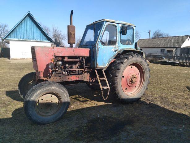 Трактор ЮМЗ 6 1981