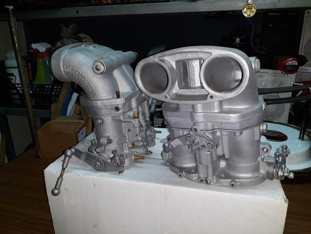 Carburadores Webber e delorto