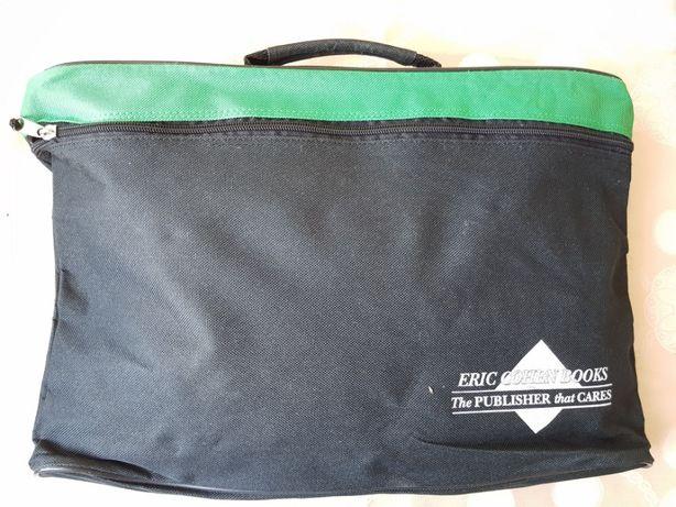 Новая.Сумка портфель для ноутбука и документов Размер26х41х5 см.
