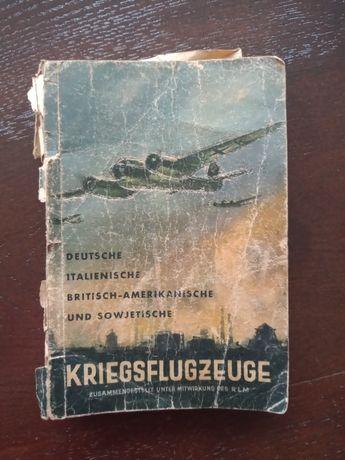 """Książka z 1942r. ,,Kriegsflugzeuge"""""""