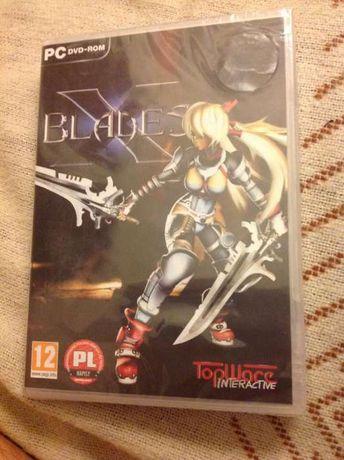 Gra PC X-Blades nowa!
