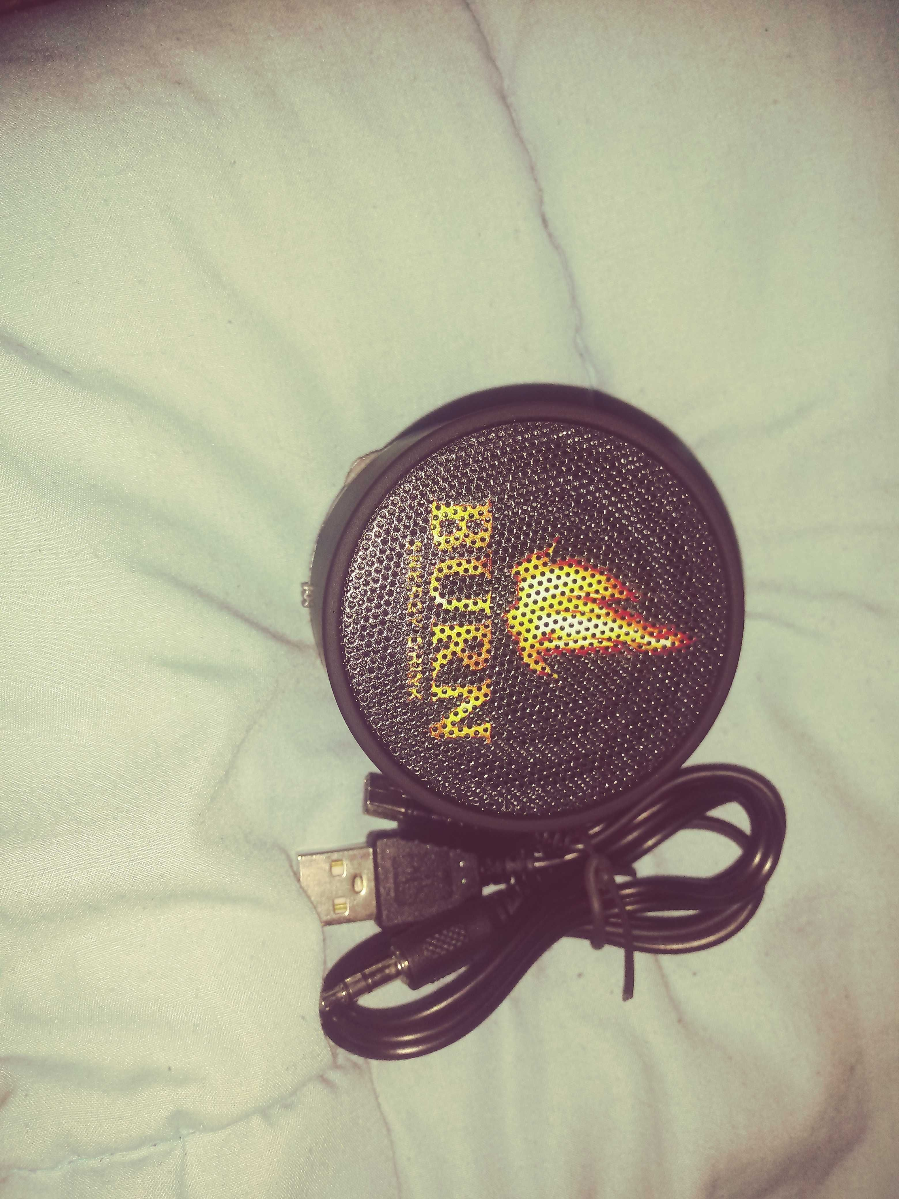 Nowy mini głośnik bluetooth Burn