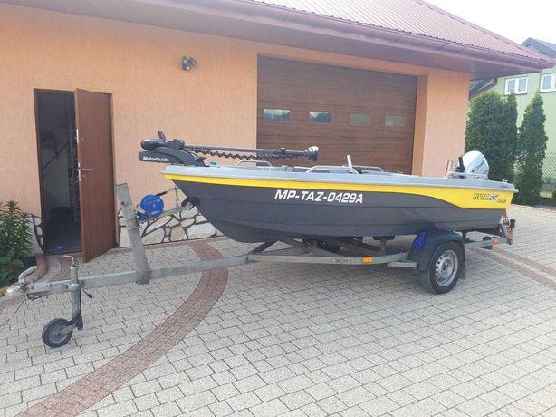Łódź Riverfox 420 GPx z wyposażeniem