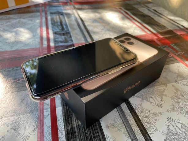 Iphone 11pro 256GB GOLD jak nowy