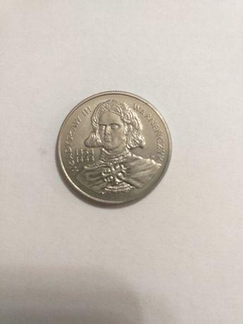Moneta Władysław III Warneńczyk 10000 zł