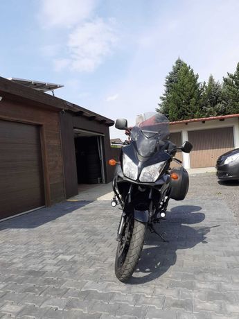 Motor SUZUKI  DL 650