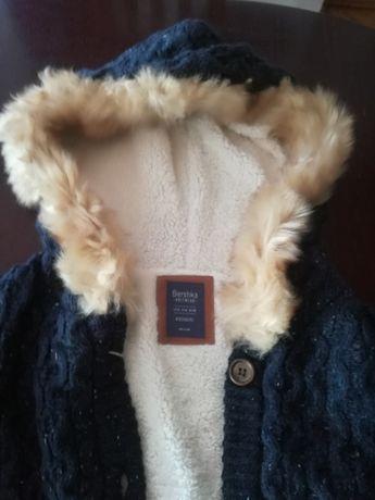 Bershka Mega ciepły sweter NOWY