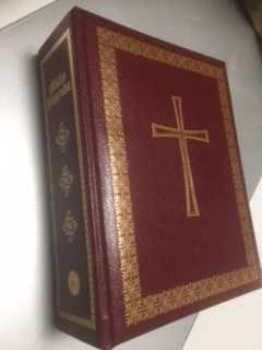Bíblia Sagrada edição luxo