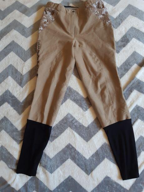 bryczesy - spodnie do jazdy konnej