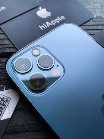 iPhone 12 Pro 256 Pacific Blue Neverlock