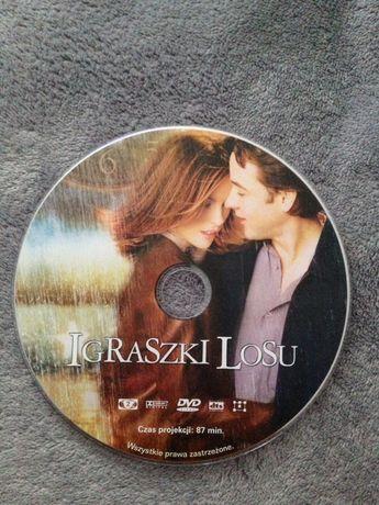 """DVD film """"Igraszki losu"""" 2001"""