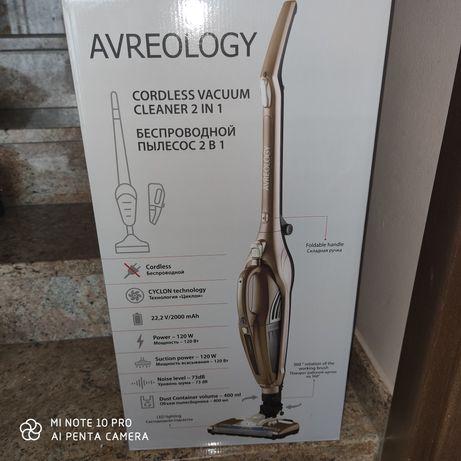 Bezprzewodowy odkurzacz  Avreology!