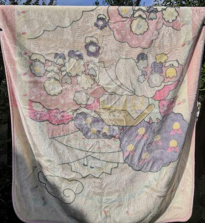 Продам детское одеяло, плед для ребенка
