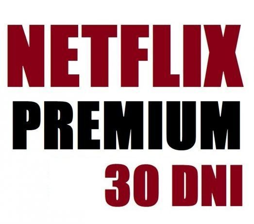 NETFLIX 30 DNI Premium PL gratis + Tidal | Konto z GWARANCJĄ! Automat!