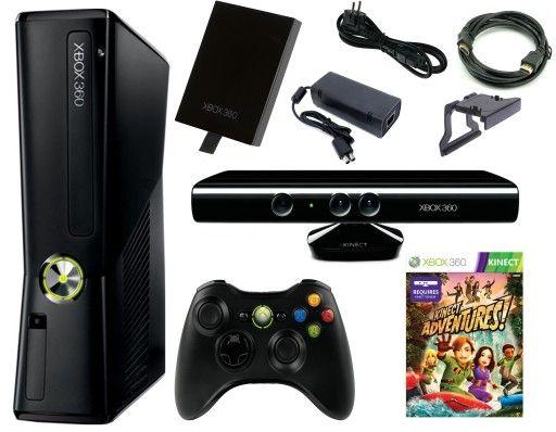 Konsola Xbox 360 + Kinect Sklep Warszawa Gwarancja