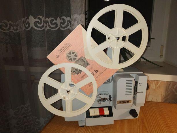 "Кино-проектор ""Русь"" для 8-мм плёнки"