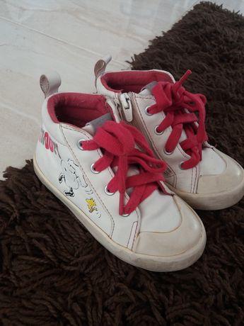 Buciki Zara roz 23