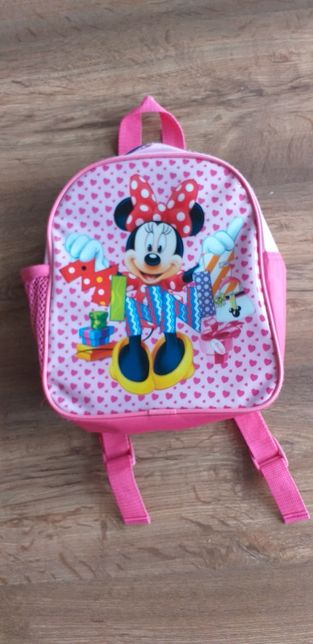 Plecak Minnie dla przedszkolaka