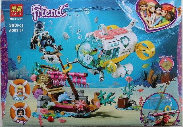 Klocki jak lego Friends, Na ratunek delfinom
