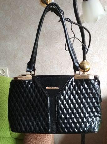 Лаковая сумка, сумка