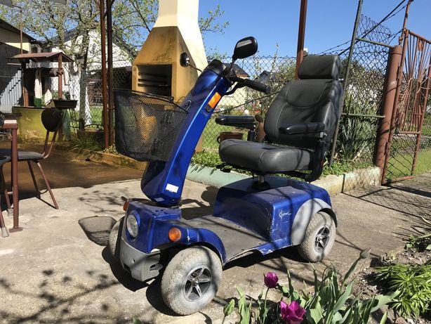 Wózek inwalidzki MEYRA Cityliner 412