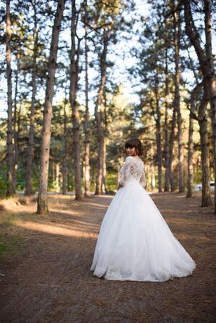 Свадебное платье Maddison by Dominiss