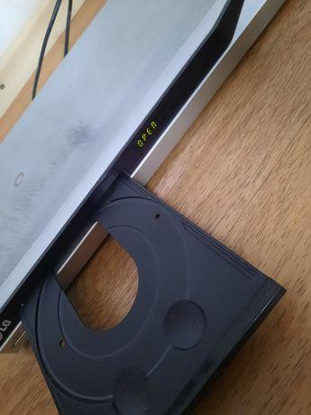 Odtwarzacz płyt DVD marki LG