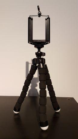 Suporte para Smartphone Flexível NOVO - Tripé para Fotos/Selfies