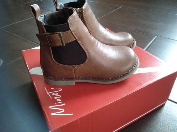 Buty dziewczęce 5 10 15 rozm 26