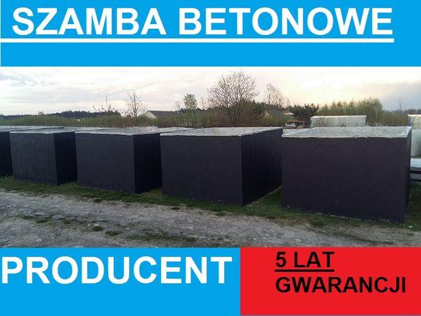 Zbiornik szambo,deszczówka Łowicz,Łódź,Żychlin,Gąbin,Gostynin 5-12m3