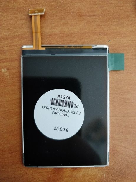 LCD Nokia X3-02, Asha 202, 203, 300, c3-01