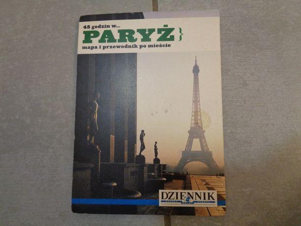Paryż 48 godzin, mapa i przewodnik po mieście / SPRAWNY / Francja