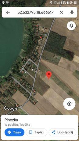 Sprzedam działki nad jeziorem Głuszyńskim