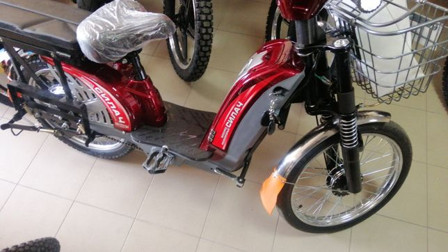 Електровелосипед, електроскутер, електротрицикл