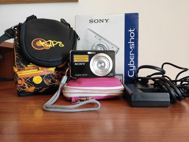 Máquina Fotográfica Digital Sony Cyber-shot 12.1 megapixel