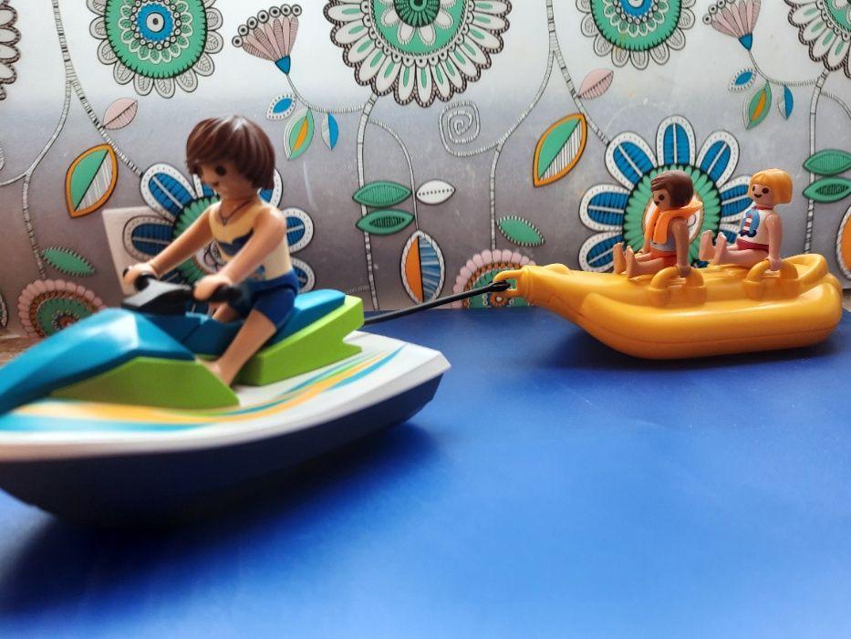 Playmobil Skuter wodny z bananową łódką 6980 + gratis Gdańsk - image 1