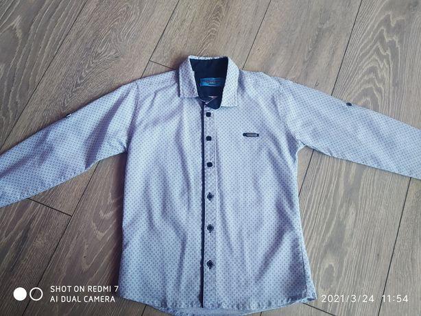 Рубашка на мальчишку 6 лет.
