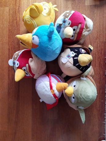 Angry Birds_ przytulanki