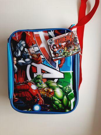 Нова термо сумка Marvel