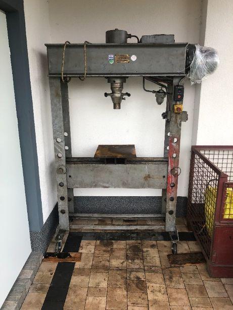 Prasa hydrauliczna elektryczna 40 t OKC1671M