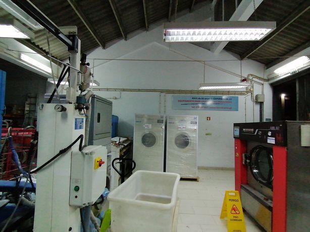 Equipamento lavandaria desinfecção laresCovid-19 e self service