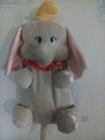 Детская мягкая игрушка слоник