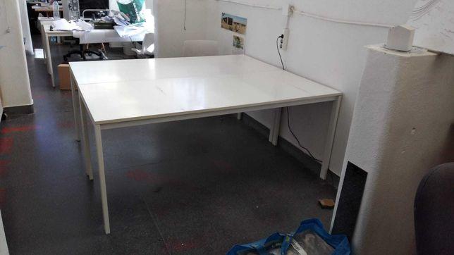 Mesa de trabalho IKEA 175x75cm 1 UNIDADE USADA EM BOM ESTADO