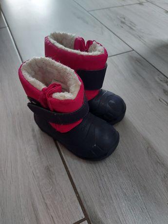 Buciki śniegowce